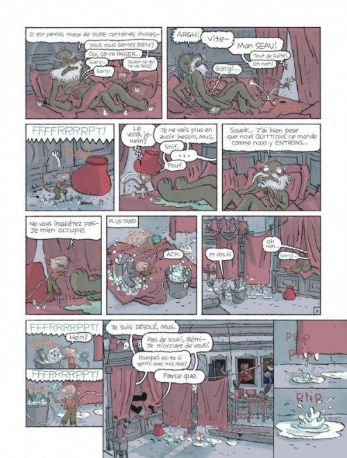 Musnet T4 : Les larmes du peintre (0), bd chez Dargaud de Kickliy