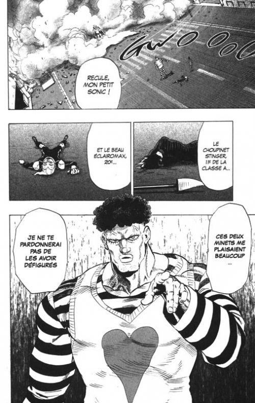 One-Punch Man T5 : Amoché mais resplendissant (0), manga chez Kurokawa de Murata, One