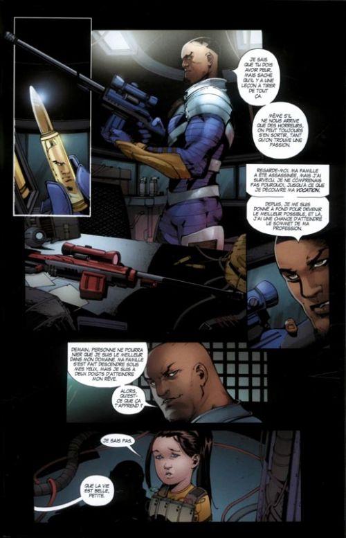 Sur les traces de... Deadshot, comics chez Urban Comics de Buccellato, Bogdanovic, Spicer