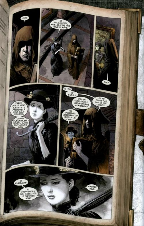 Sandman : Ouverture (0), comics chez Urban Comics de Gaiman, Williams III, Stewart, McKean