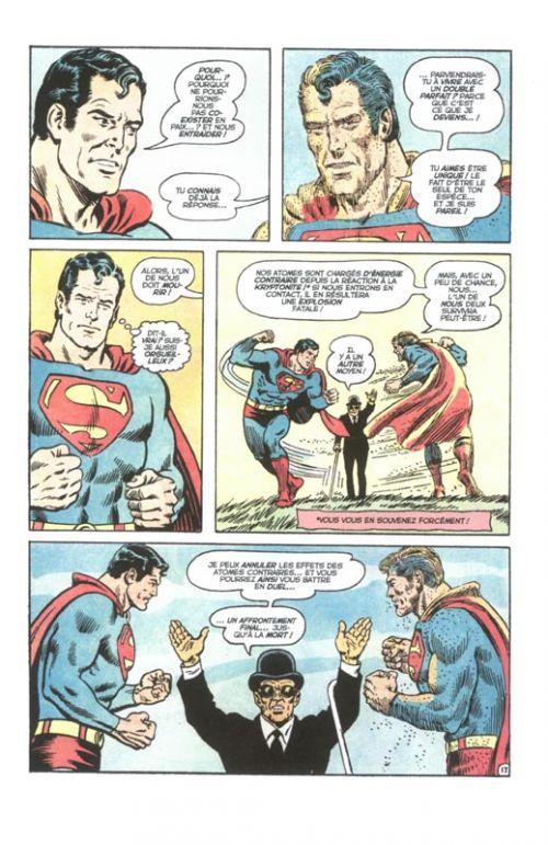 Superman - Adieu, kryptonite !, comics chez Urban Comics de O'neil, Swan, Giordano, Anderson, Adams