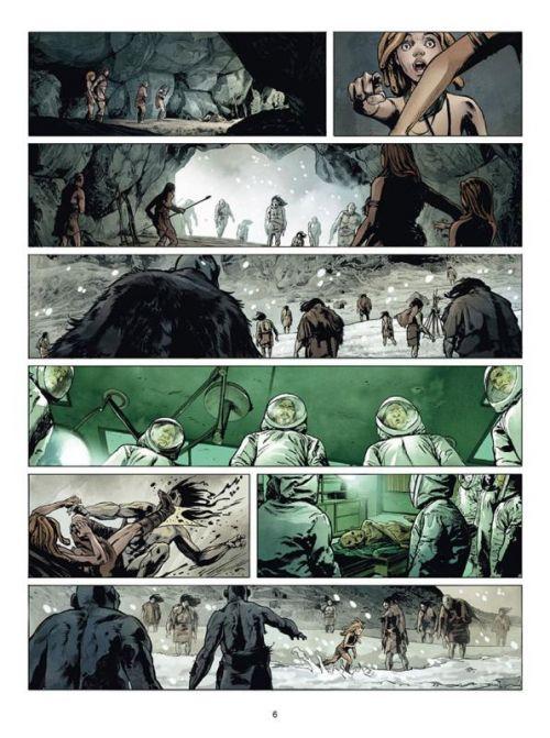 Zombies néchronologies T3 : La Peste (0), bd chez Soleil de Peru, Bervas, Digikore studio, Cholet