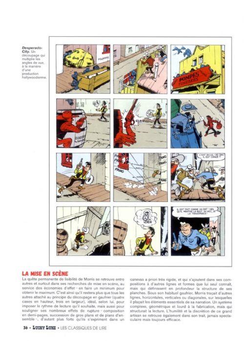Lucky Luke, le guide complet : Les secrets d'un mythe (0), bd chez Lire Hors série de Morris