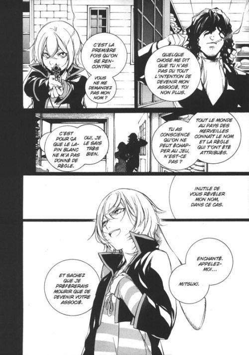 Are you Alice ? T7, manga chez Kazé manga de Ninomiya, Katagiri