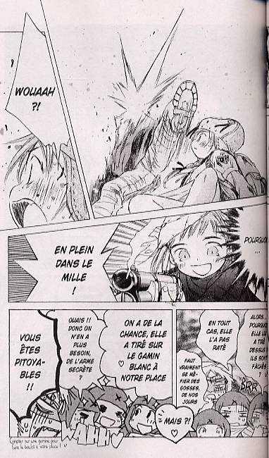 Fragment T3, manga chez Delcourt de Takahashi
