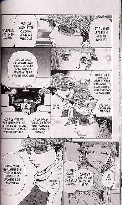Nana T15, manga chez Delcourt de Yazawa