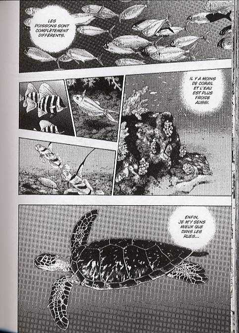 Glaucos T1, manga chez Glénat de Tanaka