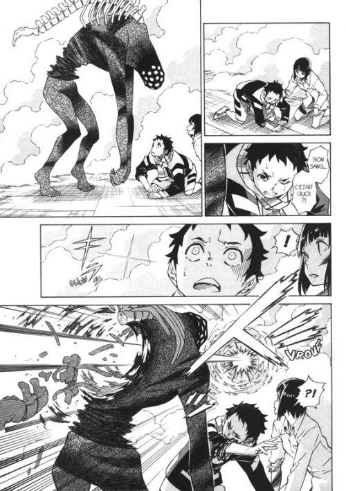 Ex-humans T1, manga chez Pika de Katô