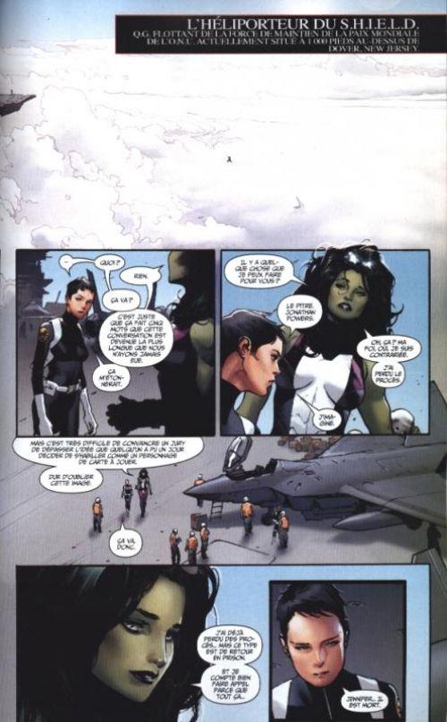 Civil War II T1, comics chez Panini Comics de Bendis, Cheung, Marquez, Coipel, Ponsor