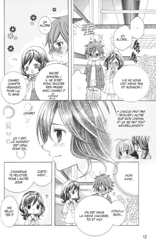 Je t'aime Suzuki !!  T18, manga chez Kurokawa de Ikeyamada