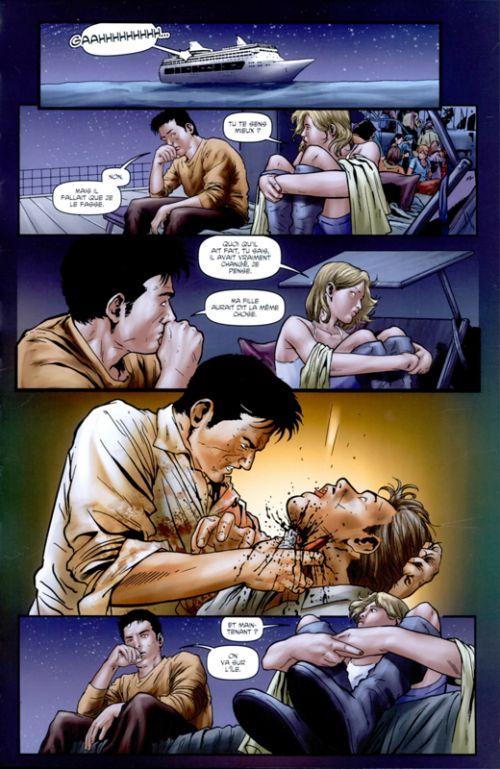 Crossed - Terres maudites T9 : Vengeance (0), comics chez Panini Comics de Lapham, Manna, Digikore studio, Andrade Jr