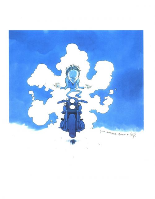Tribute to Otomo, manga chez Glénat de Collectif