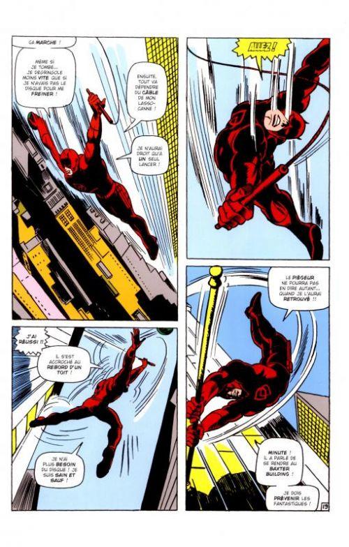 Daredevil : L'intégrale T3 : 1967 (0), comics chez Panini Comics de Lee, Colan