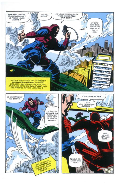 Daredevil : L'intégrale T4 : 1968 (0), comics chez Panini Comics de Lee, Kirby, Colan