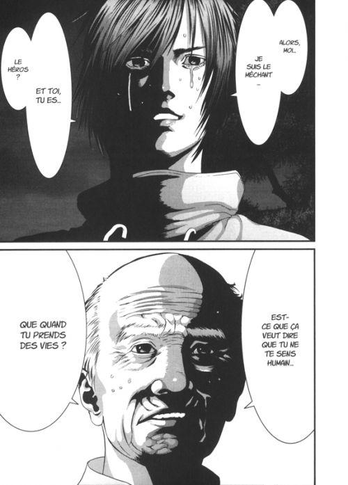 Last hero Inuyashiki T7, manga chez Ki-oon de Oku
