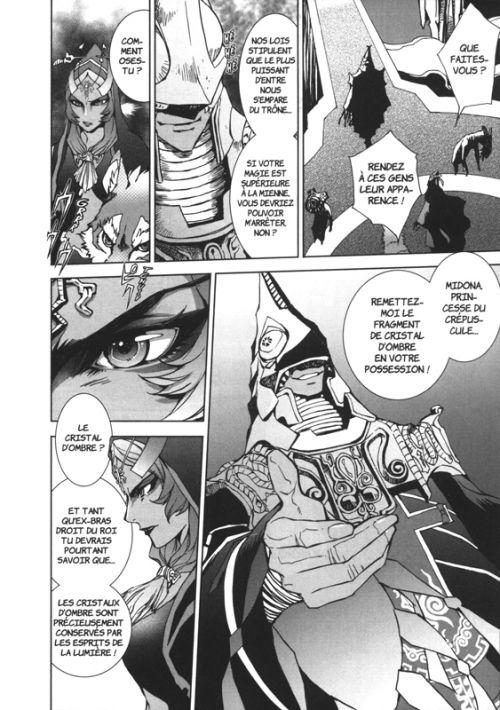 The legend of Zelda - Twilight princess T1, manga chez Soleil de Himekawa
