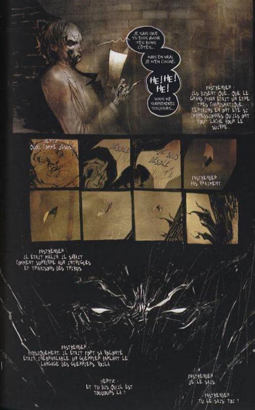 Hellspawn T1, comics chez Semic de Bendis, Wood