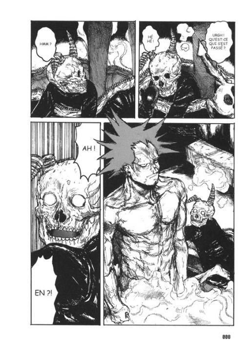 Dorohedoro T20, manga chez Soleil de Hayashida-Q
