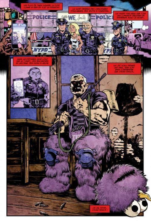 Doggybags T13 : Slaughter House / Killer Klows from Da Hood / Times Scare (0), comics chez Ankama de Calla, Mandias, Run, Mojo, Rosset, Yuck