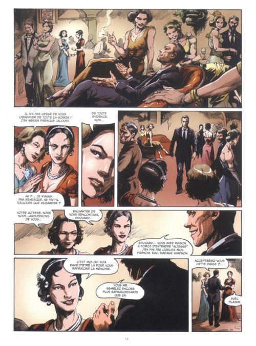 Edouard VIII : L'espion anglais d'Hitler (0), bd chez Nouveau Monde de Mathieu, Pacurariu, Takaku, Diagola, Drac
