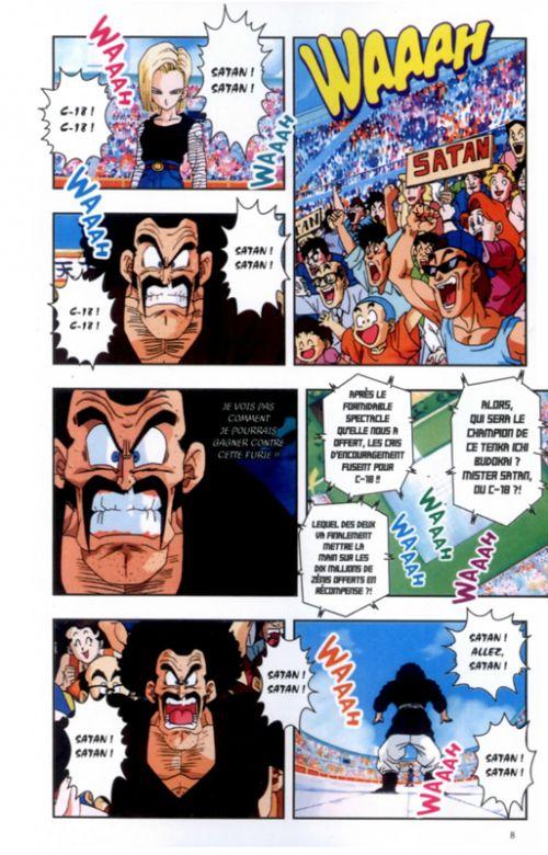 Dragon Ball Z – cycle 7 : Le réveil de Majin Boo, T4, manga chez Glénat de Toriyama