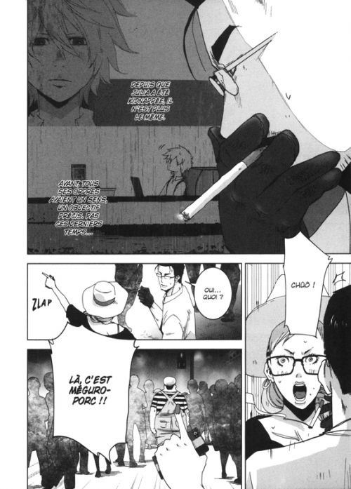 La cité des esclaves T9, manga chez Casterman de Okada, Ooishi