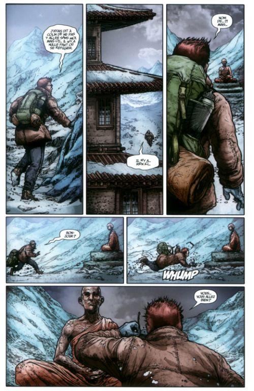 Ninjak T2 : La guerre des ombres (0), comics chez Bliss Comics de Kindt, Pintado, Marin, Juan Jose Ryp, Allen, Mann, Winn, Segovia, Arreola, Suayan