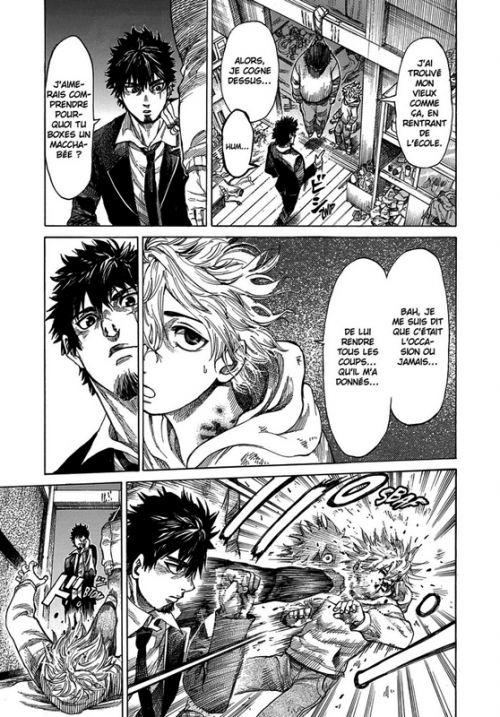 Riku-do la rage aux poings T1, manga chez Kazé manga de Matsubara