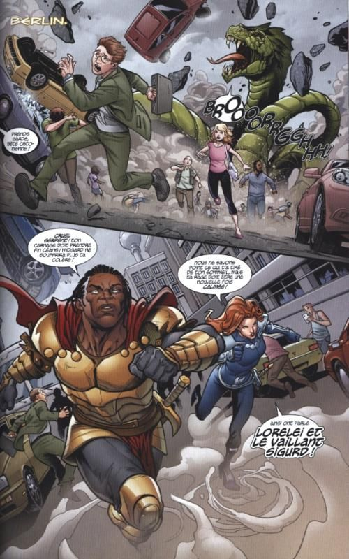 Civil War II Extra  T1, comics chez Panini Comics de Bowers, Abnett, Sims, Romero, Laiso, Mrva, Guru efx, Cheung
