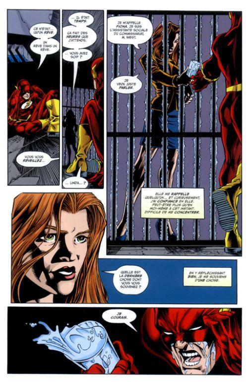 Geoff Johns présente Flash T1 : Sang à l'heure (0), comics chez Urban Comics de Johns, Kolins, Unzueta, Sinclair, McCraw
