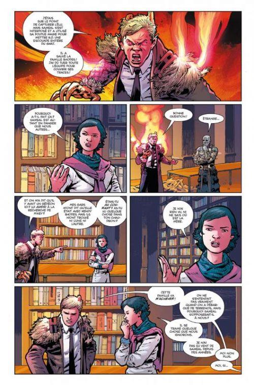 Birthright T4 : Histoire de famille (0), comics chez Delcourt de Williamson, Bressan, Lucas