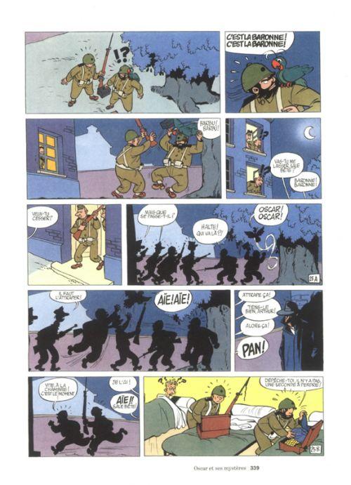 Tif et Tondu T1 : 1949-1954 (0), bd chez Dupuis de Luc Bermar, Ben, Dineur, Will