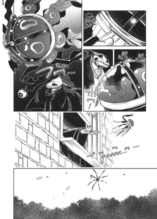 The ancient magus bride  T6, manga chez Komikku éditions de Yamazaki