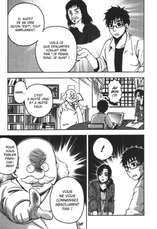 Discours de la méthode, manga chez Soleil de Variety artworks studio, Descartes