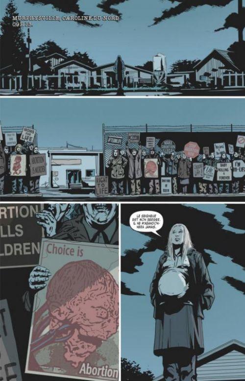 The X-Files T4, comics chez Glénat de Harris, Dow Smith, Lorimer, Mandrake, Bellaire, Bannister