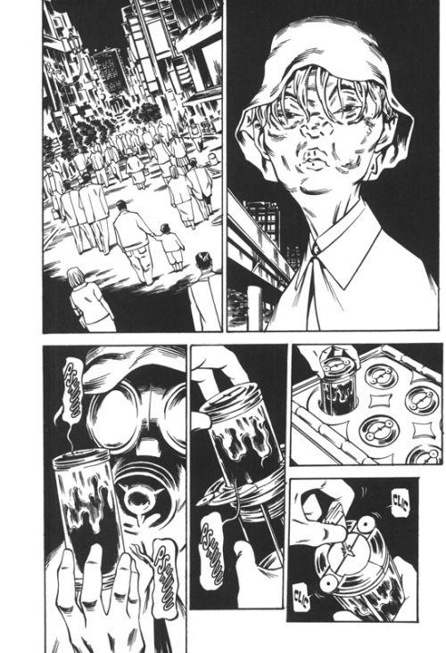 Deathco T4, manga chez Casterman de Kaneko