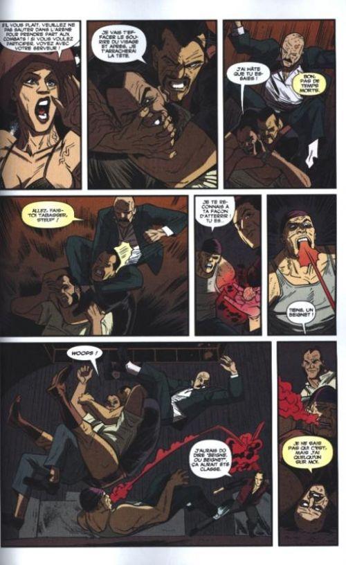 All-New X-Men - Hors série T2 : Deadpool v Gambit (0), comics chez Panini Comics de Blacker, Acker, Beyruth, Peter, Stroman