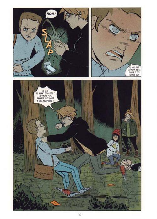 Plutona, comics chez Futuropolis de Lemire, Lenox, Bellaire