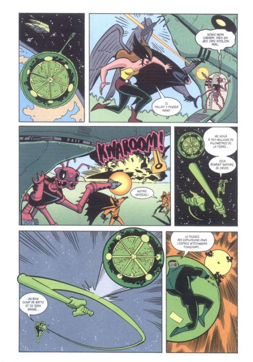 Justice League Aventures T1, comics chez Urban Comics de Barr, Seavey, Templeton, Siegal, Slott, Howarth, Kaminski, Storrie, Nicieza, Ku, Rousseau, Staton, Lopez, Jones, Delaney, Kalisz, Heroic Age, Timm, Ross