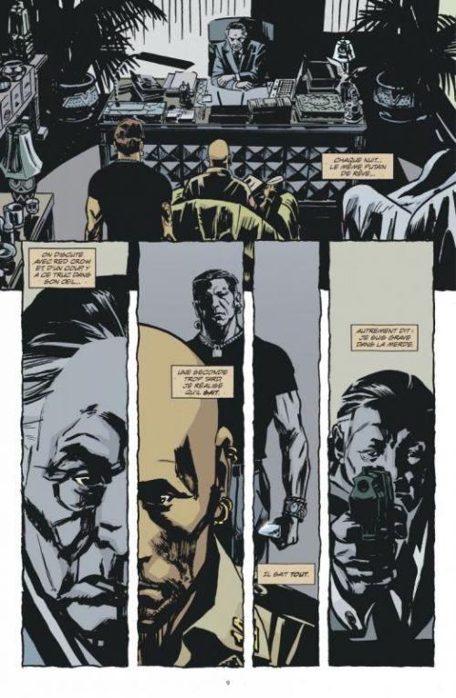Scalped T2, comics chez Urban Comics de Aaron, Leon, R.M. Guéra, Furno, Brusco, Jock