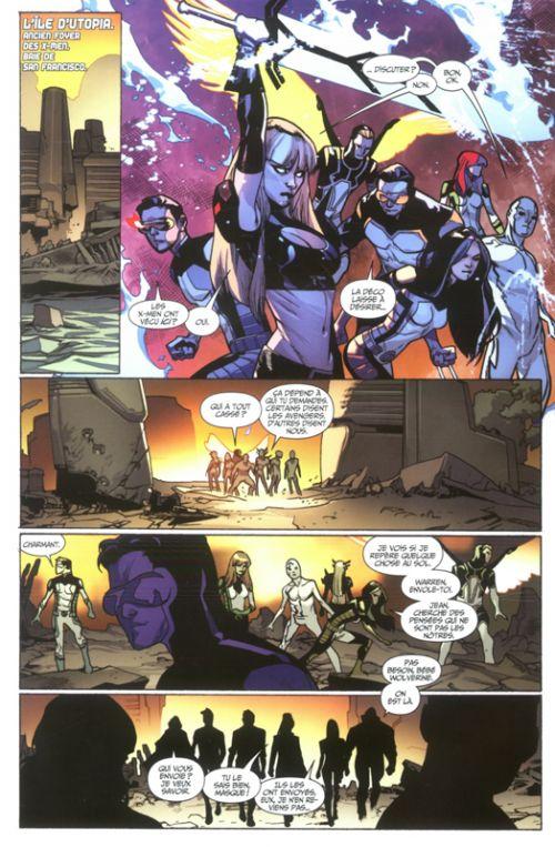All-New X-Men T8 : Utopistes (0), comics chez Panini Comics de Bendis, Del Mundo, Asrar, Sorrentino, D'Alfonso, Gracia, Maiolo, Beredo