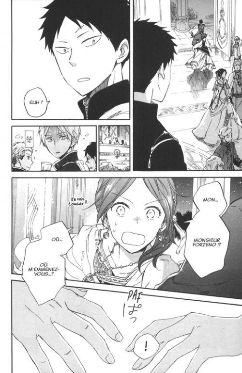 Shirayuki aux cheveux rouges T15, manga chez Kana de Akizuki