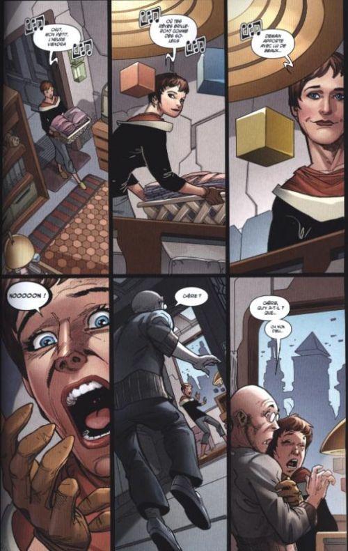 All-New Avengers (revue) T11 : Une vision du futur (0), comics chez Panini Comics de Duggan, Ewing, Waid, Medina, Kubert, Larraz, Oback, Aburtov, Curiel, Ross