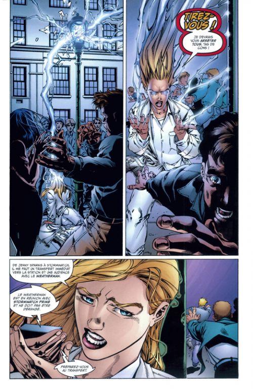 The Authority : les années Stormwatch T2, comics chez Urban Comics de Ellis, Sprouse, Raney, Jimenez, Ryan, Hitch, Wildstorm fx, Depuy, Going-Raney, Rockwitz