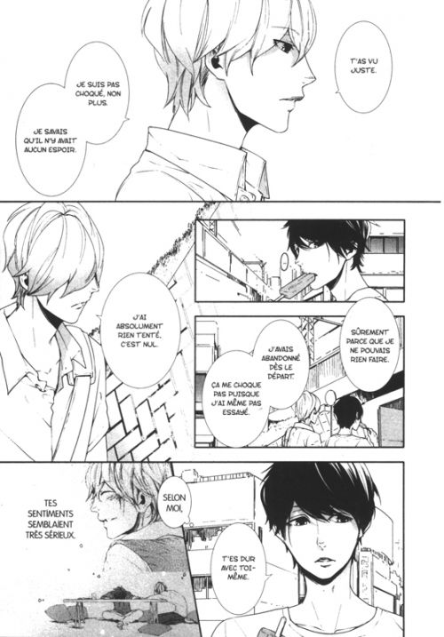 Love stories  T1, manga chez Taïfu comics de Tagura