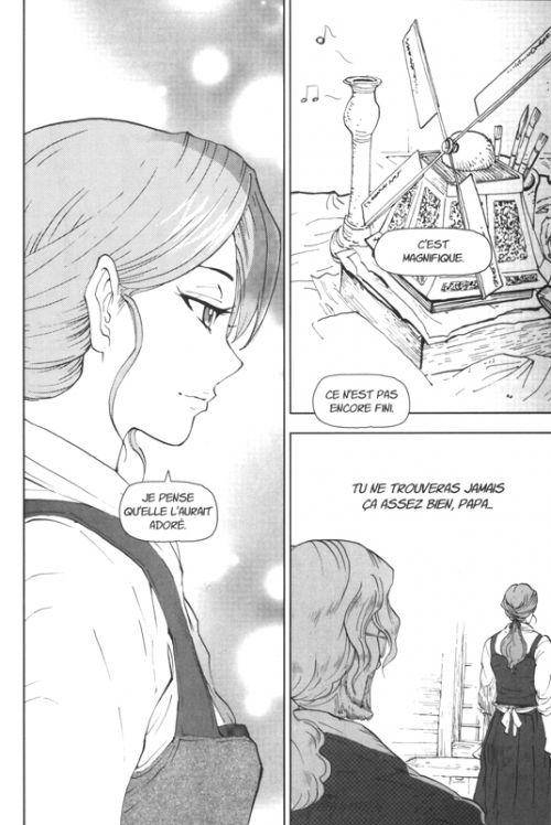 La Belle et la Bête : Le destin de Belle (0), manga chez Nobi Nobi! de Reaves, Studio Dice