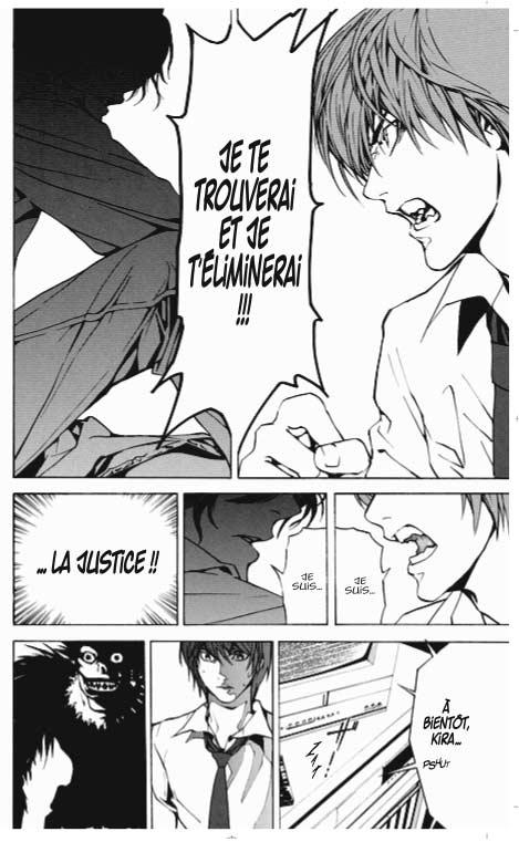 Death Note T2, manga chez Kana de Ohba, Obata