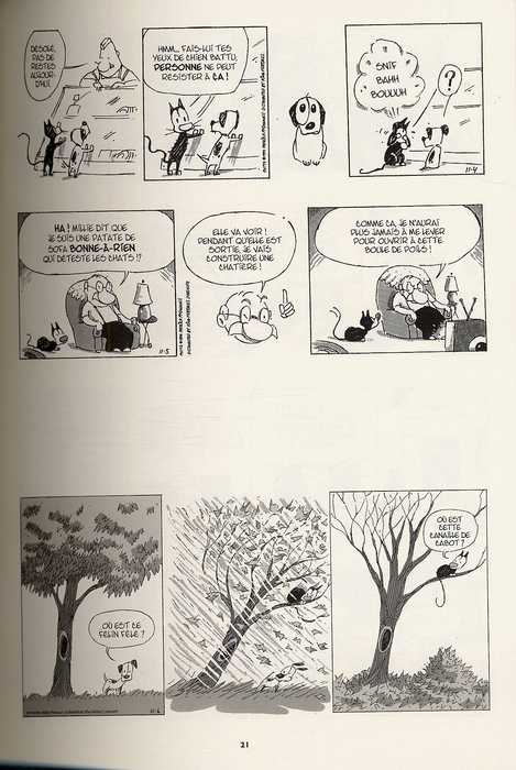 Earl & Mooch T1 : La nuit des chasseurs (0), comics chez Les Humanoïdes Associés de McDonnell