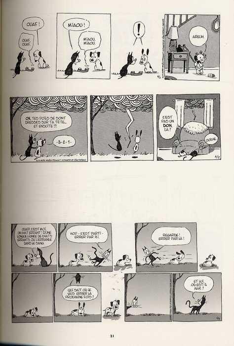 Earl & Mooch T2 : Mon maître, ce héros (0), comics chez Les Humanoïdes Associés de McDonnell