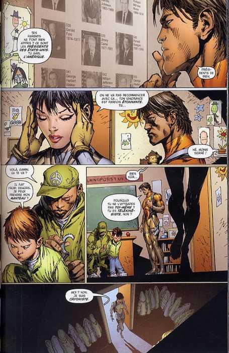 Hunter Killer T2 : Sélection naturelle (0), comics chez Delcourt de Waid, Silvestri, Basualda, Firshow, Starr